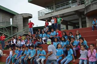 Participaron niños de los oratorios de San José