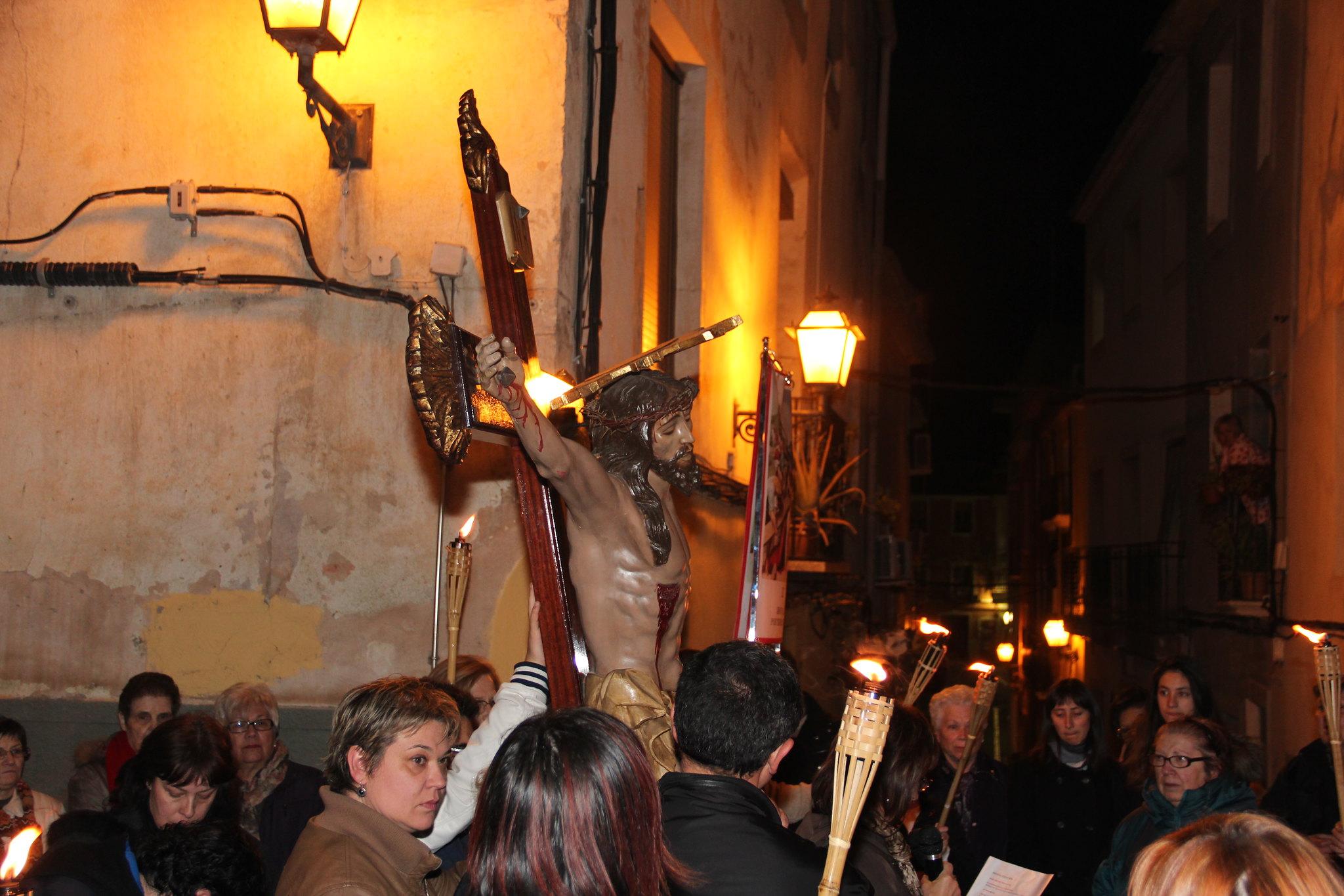 (2015-03-27) - VI Vía Crucis nocturno - Antonio José Verdú Navarro (70)
