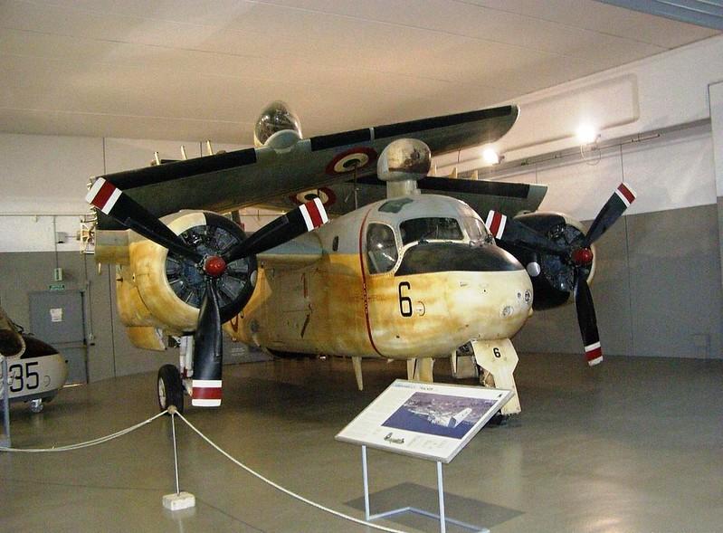 Il Grumman S2F-1 Tracker 4