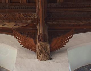a Grundisburgh angel