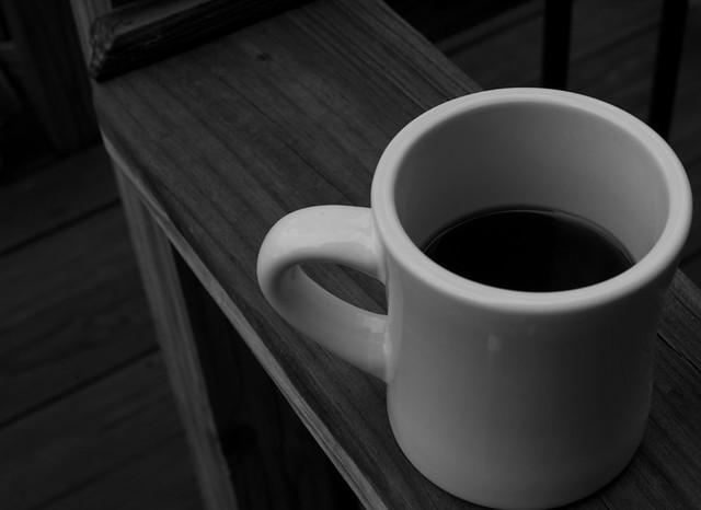 midmorning coffee
