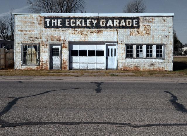 The Eckley Garage