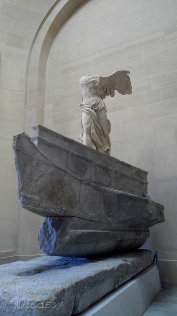 Vitória Alada -(Samotrácia)