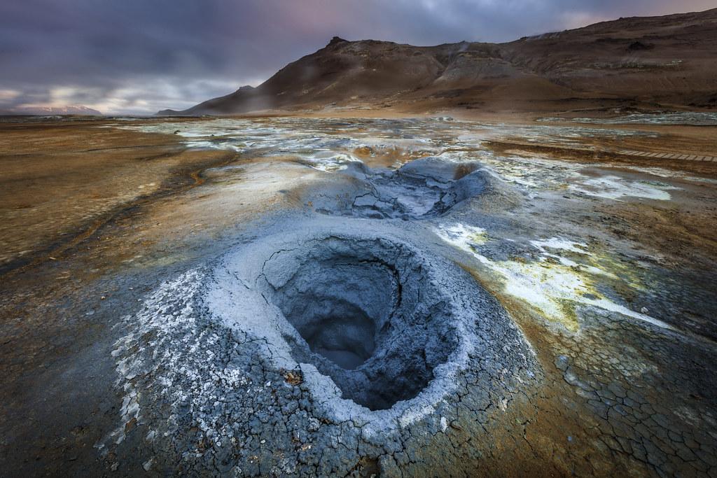 Hverir - Iceland