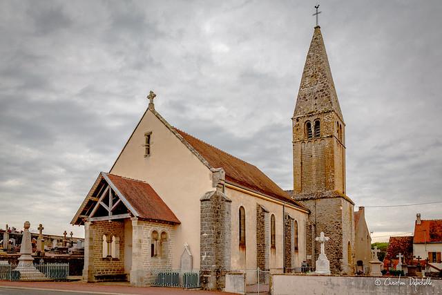 Eglise Saint Michel de Saint Micaud_