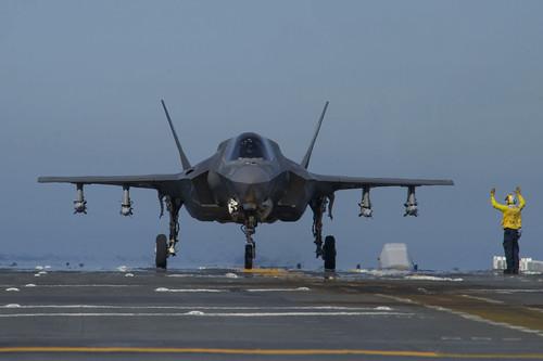 Hawaii gathering focuses on Pacific F-35B deployment