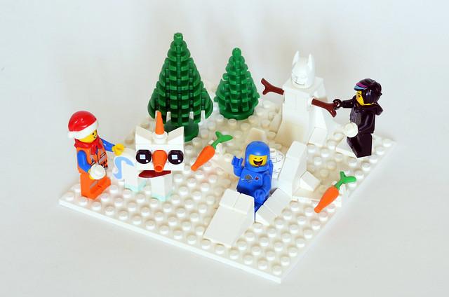 Masterbuilder Snow Fun