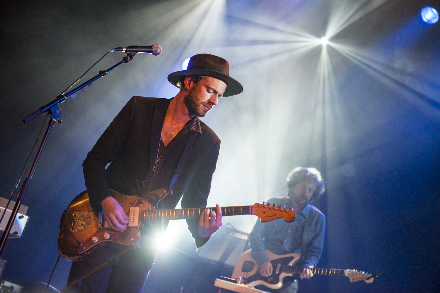 The Veils @ Botanique 2016 (Nick De Baerdemaeker)