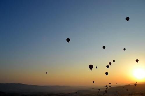 Cappadocia - Volo in mongolfiera