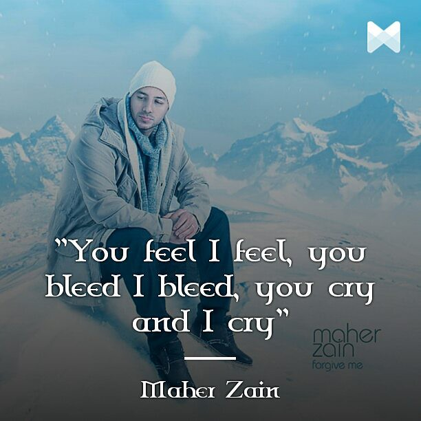 Maher Zain with : Big Family #maherzain #family #alaksia… | Flickr