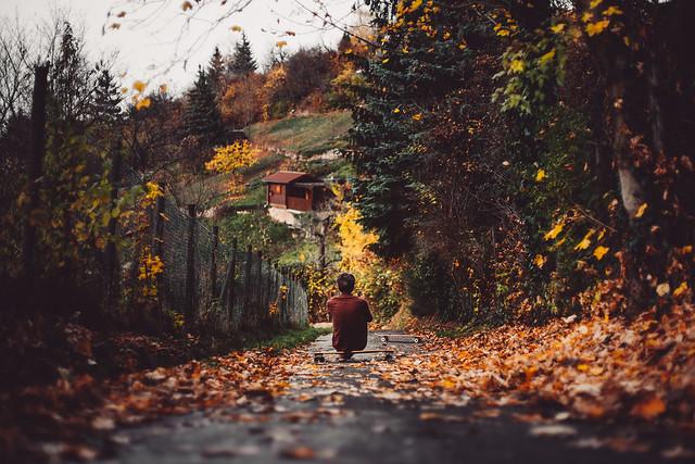 a little autumn moment