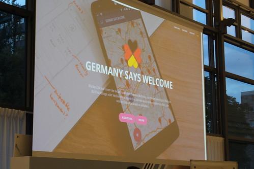 Refugee Hackathon Berlin | by Mario Behling