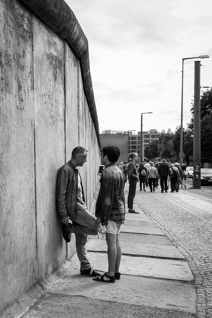 Street in Berlin