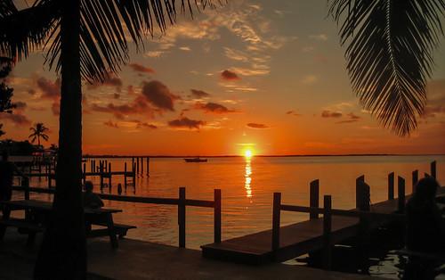 sunsetkey miamifl keys sky keywest afternoon palms sunset sun walking waterways travelling island exploration navigating nature autdoor seashore beach