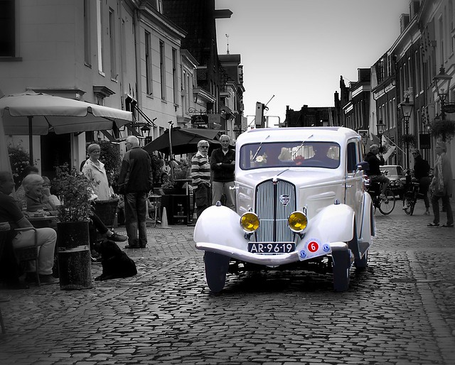Peugeot 201 @  Lions Oldtimer Festival 2015