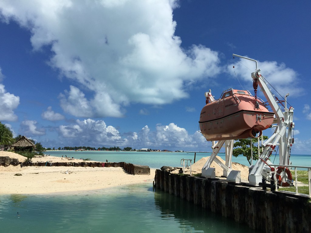 Maritime Training Center - Kiribati   ILO in Asia and the Pacific