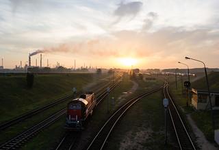The train | by gpiaskowski