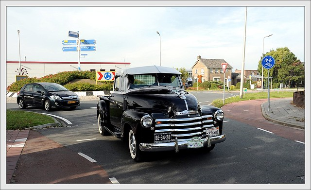 Chevrolet 3100 / 1953