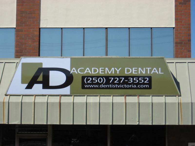 Academy backlit cabinet