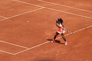 Roland Garros 2015 - Serena Williams