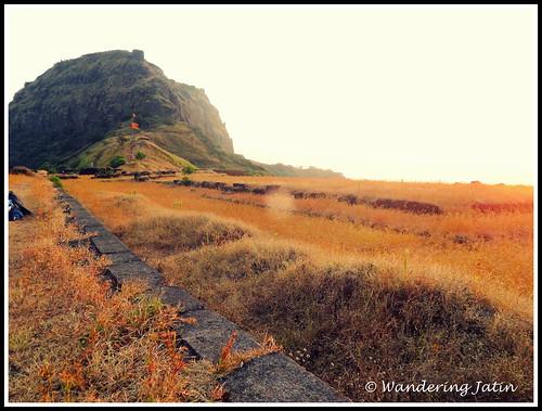 Rajgad Fort   by wanderingjatin
