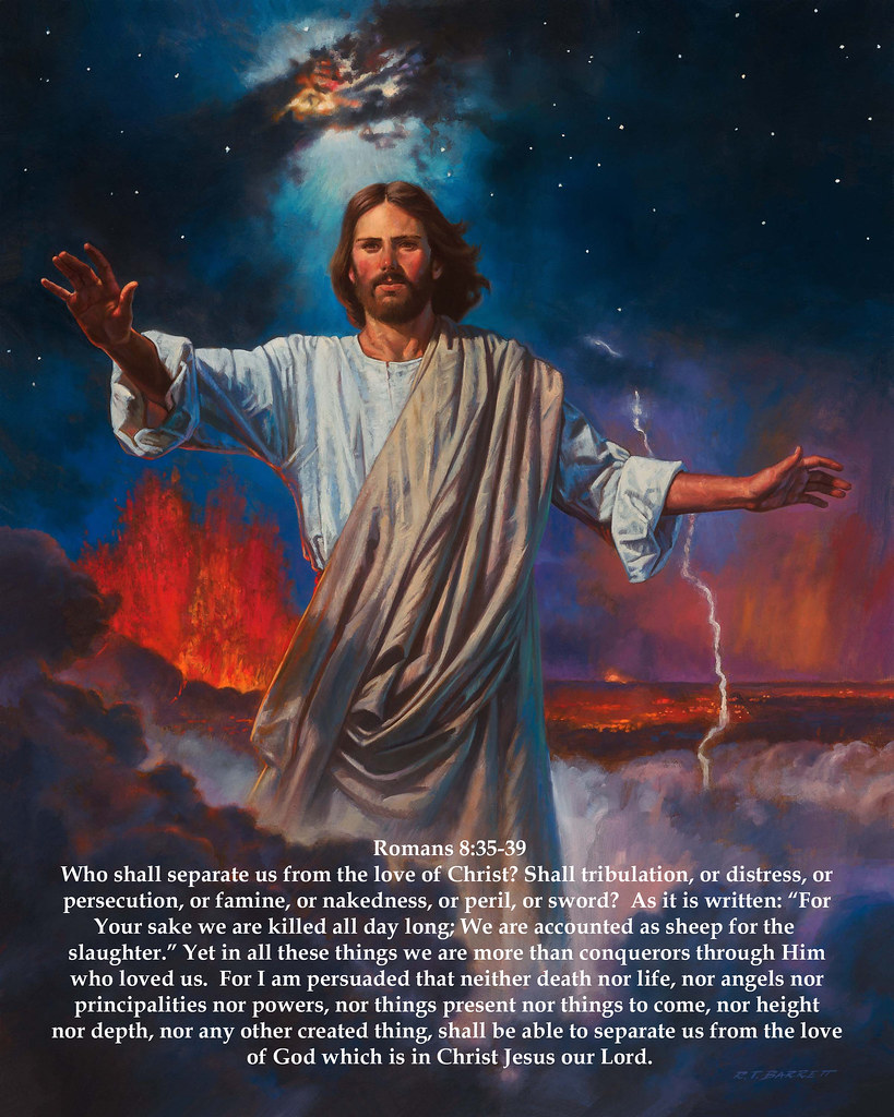 Romans 8:35-39 | New King James Version (NKJV) Who shall sep… | Flickr