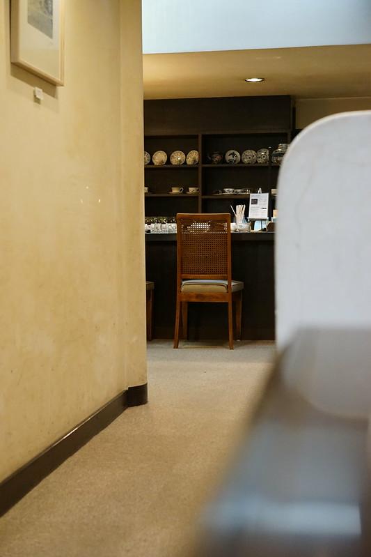 Cafe Blanc(カフェ ブラン)店内2