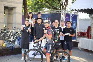2016-09-30 單車通勤日 - 台中市綠園道   by Taiwan Urban Bicycle Alliance (TUBA)
