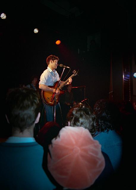 Jonathan Richman - Manchester University Early 1980s