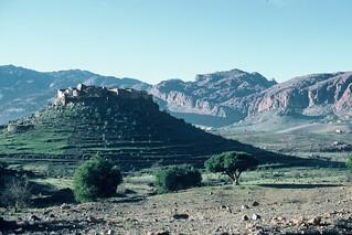 Villages in Anti-Atlas mountains (4)