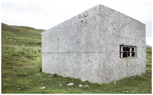 Mining Building, Isle of Skye