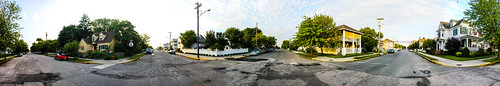 street summer urban panorama usa newjersey central oceancity été 3rd ville panoramique urbain 2015