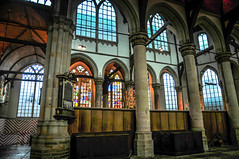 De Oude Kerk Amsterdam Netherlands