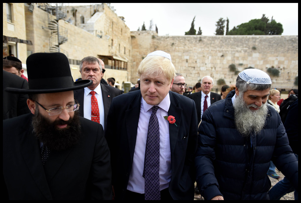 Mayor of London's trade mission to Israel and the Occupied Palestinian Territories