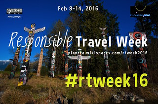 Fall in love with responsible travel. RT Week 2016:  Feb 8-14 #rtweek16 | by planeta