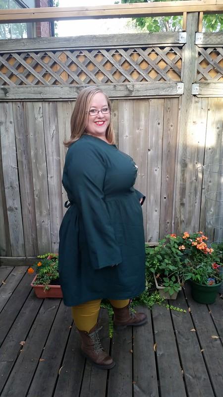 Blank Slate Patterns Auberley dress
