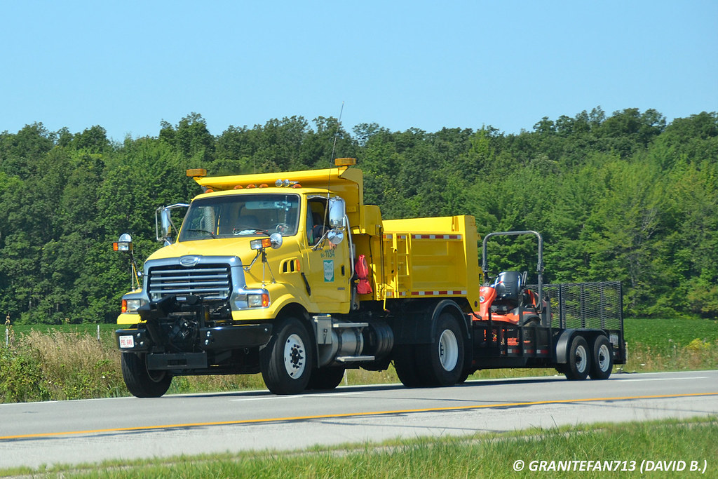 Ohio Turnpike Sterling L8500 (OH) | Trucks, Buses, & Trains by