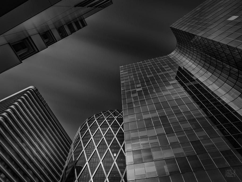 Architecture - nouvelle tour D2 - Paris La Defense Flickr.