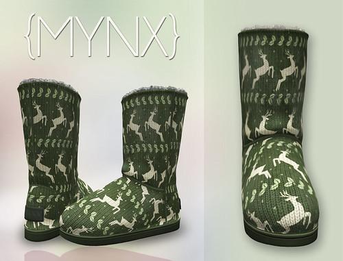 {MYNX} Bootie - Deers