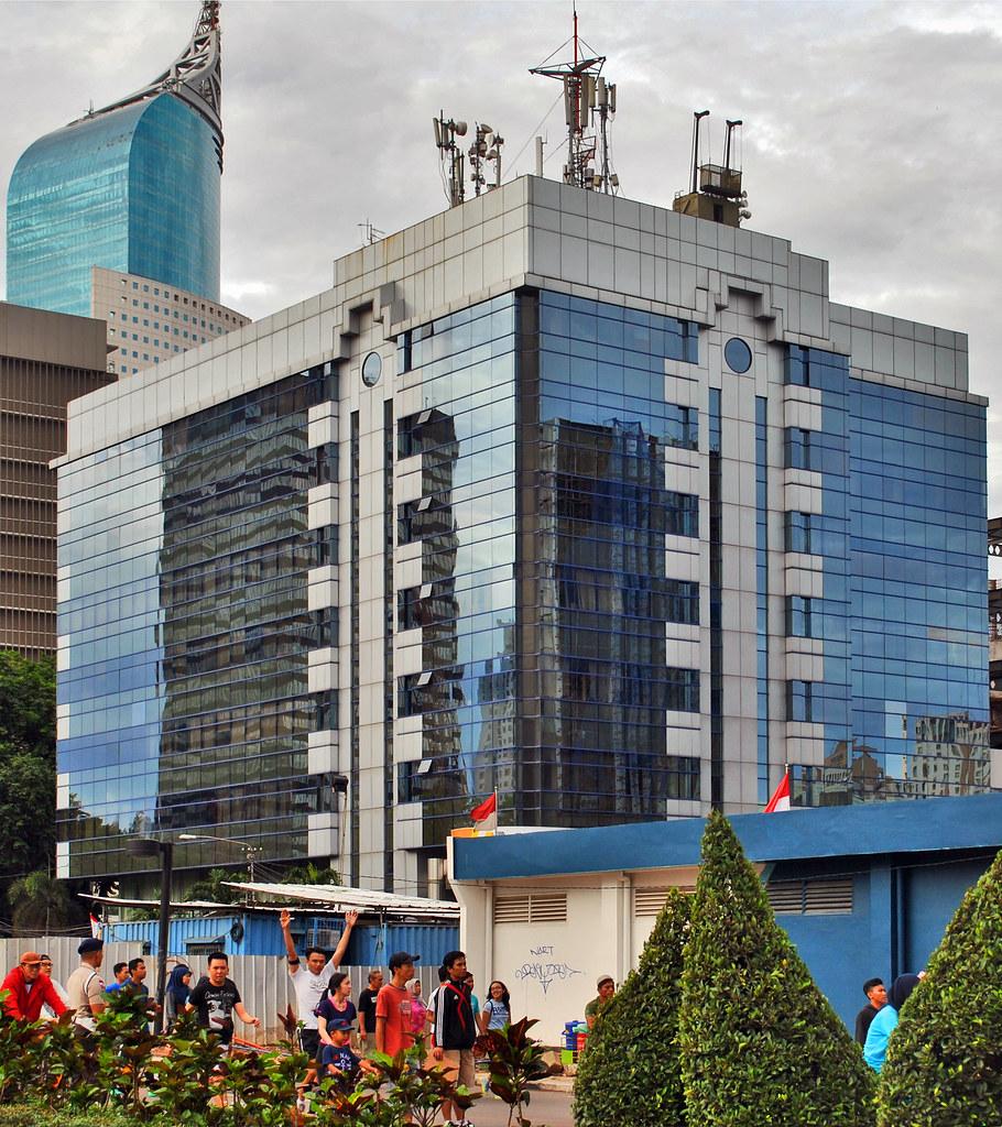 Gedung Dana Pensiun Bank Exim
