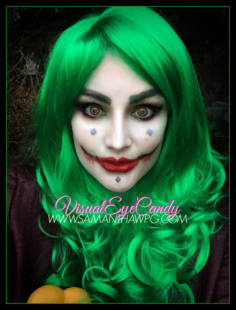 Female Joker Makeup Saubhaya Makeup