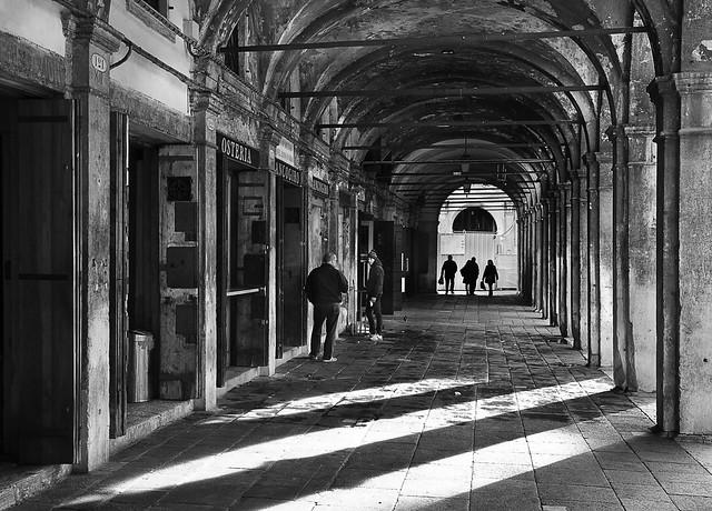 Venezia - portici