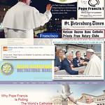 False Prophet Pope Francis, The Rotary Club, Masonic Signs & Wonders