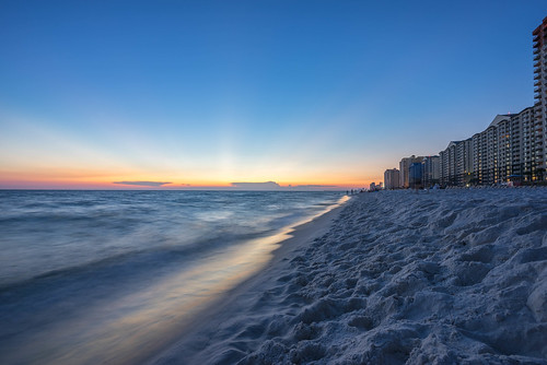 panamacitybeach color impressive water buildings hdr explore florida sun beach ocean beautiful travel inspiration sunset sky seascape multiple view architecture detail unitedstates us