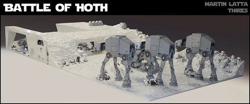 Star Wars: Battle of Hoth | by thire5