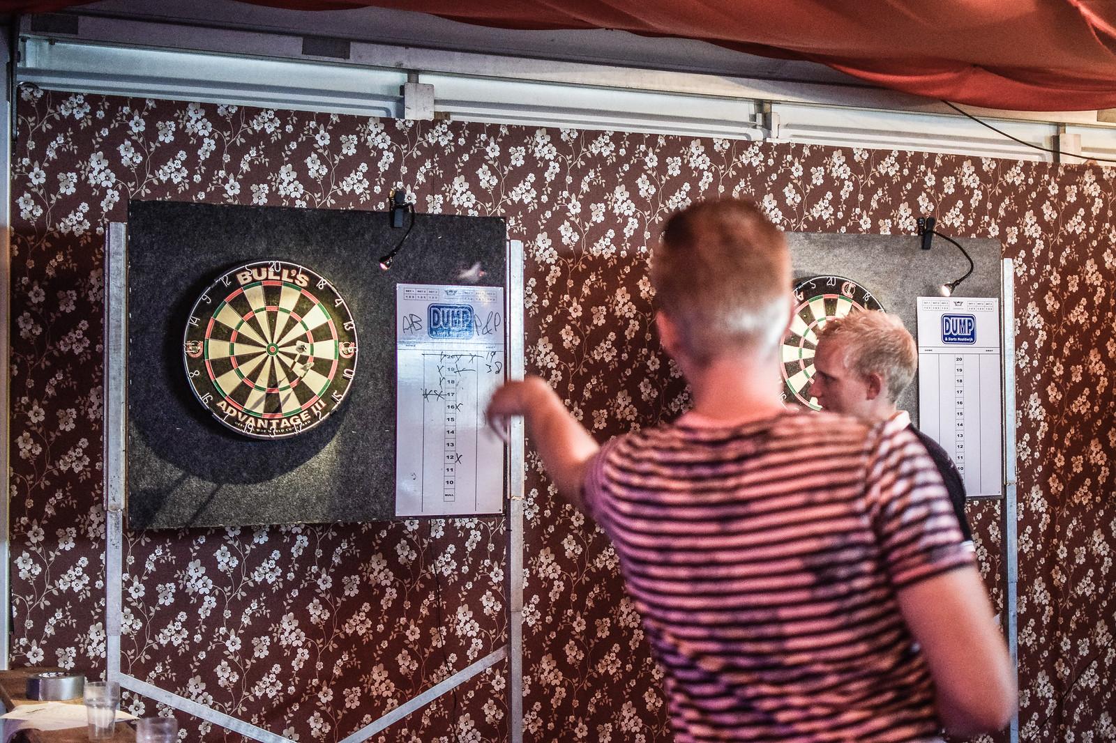 Jeu de Bullseye (12)