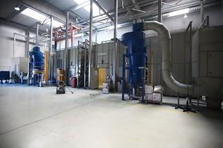 Környezetbarát  festéktechnológiai rendszerek.