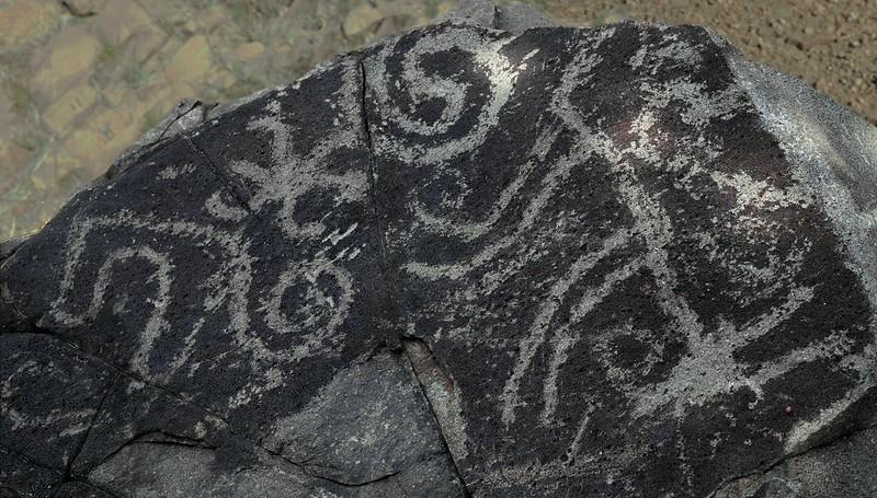 Petroglyph Variety