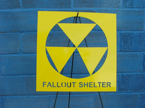 fallout shelter | by providencemetalart