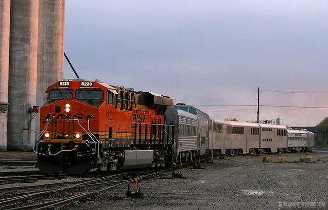 Rainy Day O-Train